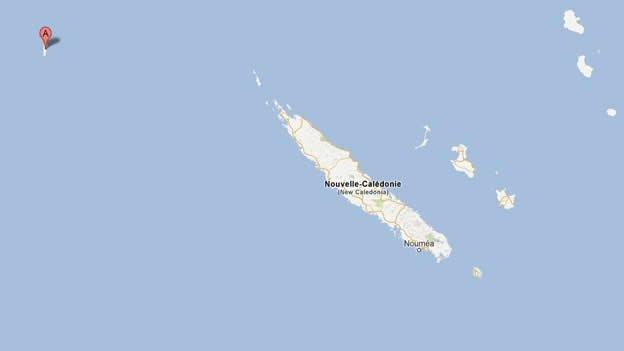 La isla inexistente que aparece en los mapas