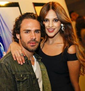 Eiza González y Pepe Díaz se reconcilian - Video