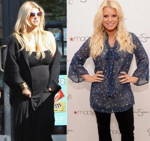 La dieta de Jessica Simpson para bajar 30 kilos