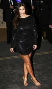 Kim Kardashian comparte su secreto para perder peso