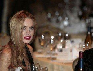 Lindsay Lohan se emborracha y consume cocaína