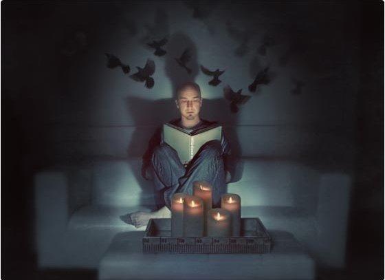 La iluminación de noche provoca depresión?