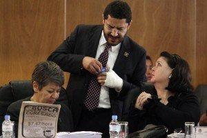 Por qué renunció Martí Batres al PRD