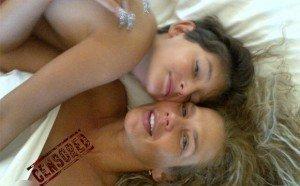 Las fotos polémicas de Niurka junto a su hijo