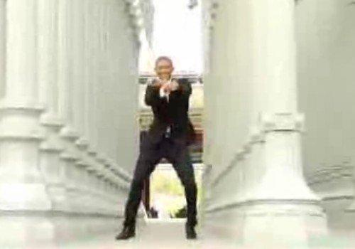 Video: Diviértete con el 'Obama Gangnam Style'