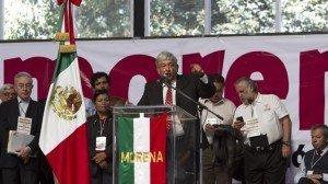 Morena participará en los comicios federales del 2015
