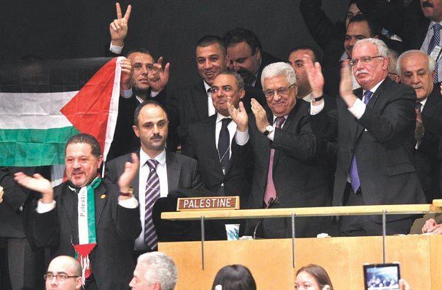 Palestina Estado observador no miembro de la ONU