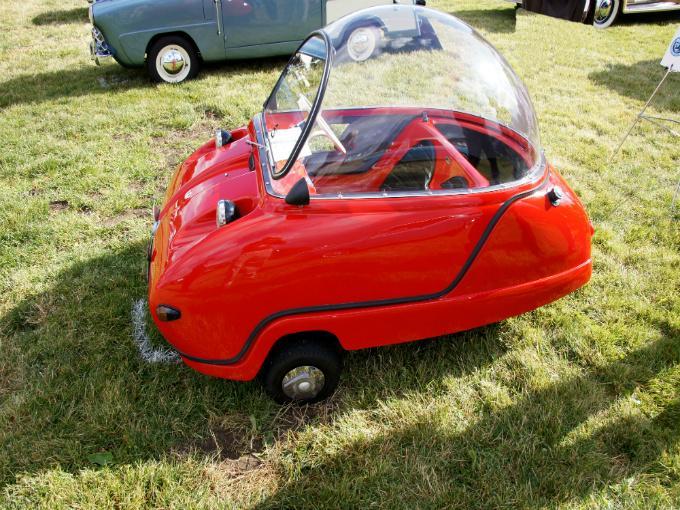 Fotos: Conoce el auto más pequeño del mundo