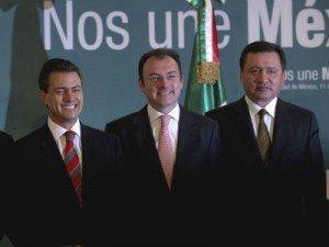 El gabinete del presidente Enrique Peña Nieto - Integrantes