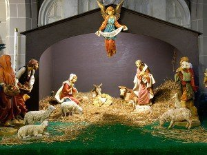 Los animales que estuvieron presentes en el nacimiento de Jesús