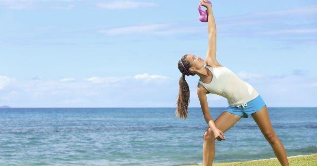 Cómo marcar tus brazos - Ejercicios contra la flacidez de brazos
