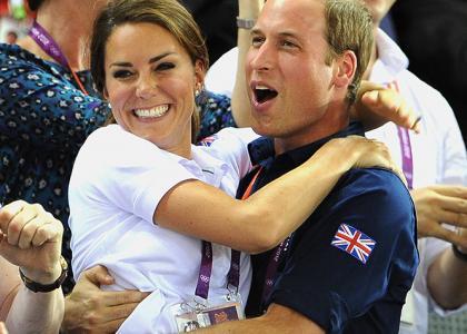 Kate Middleton y el príncipe William esperan su primer hijo