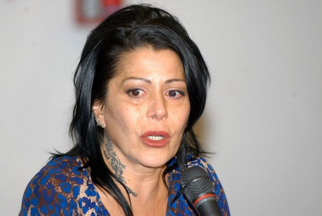 Alejandra Guzmán casi muere junto a Jenni Rivera