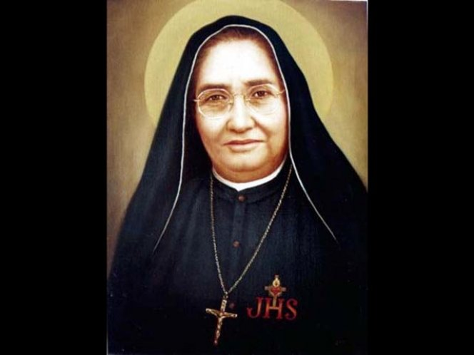 Canonización de Anastasia Guadalupe García