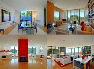 Fotos: La nueva casa de Jennifer Aniston y Justin Theroux