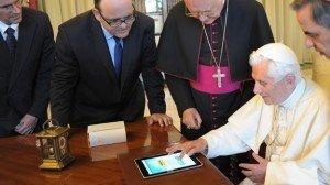 Cuenta oficial del papa Benedicto XVI en Twitter