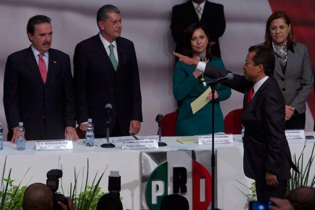 Quién es el nuevo presidente nacional del PRI