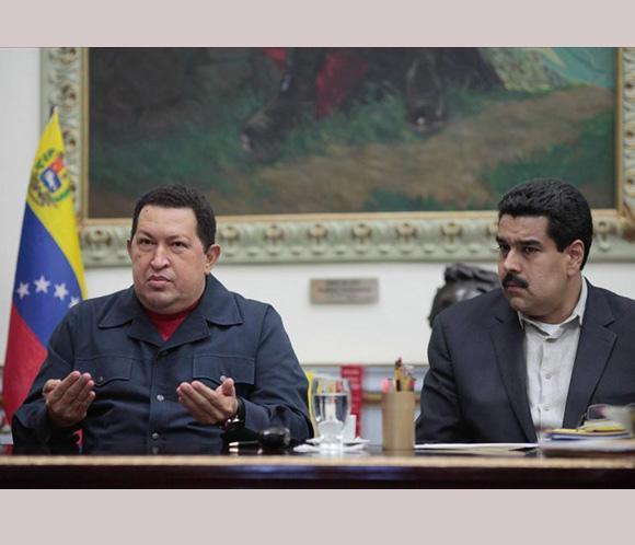 Cómo se prepara el chavismo ante la ausencia de Hugo Chávez