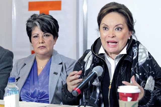 Aprueban la reforma educativa; la indignación de Elba Esther Gordillo