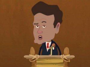 Video: Parodia de Enrique Peña Nieto en 'Isla Presidencial'