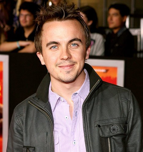 Frankie Muniz de 'Malcom in the middle' sufre derrame cerebral