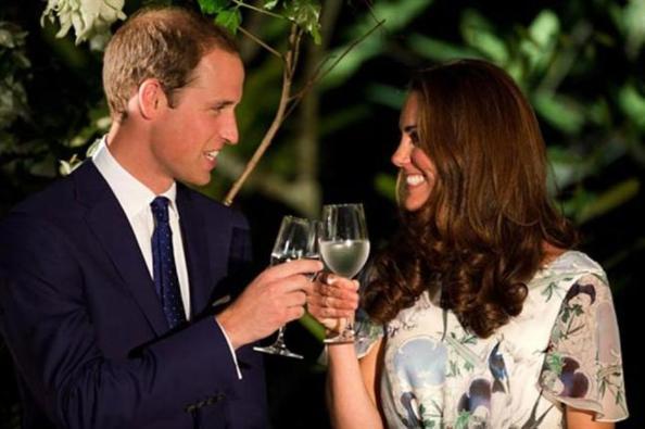 El príncipe Guillermo y Kate Middleton esperan su primer hijo