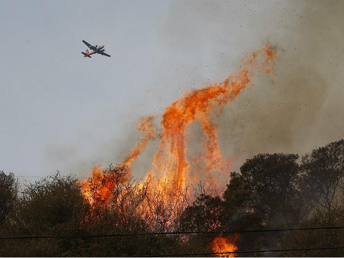 Los asombrosos efectos del cambio climático