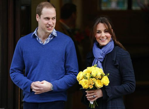 Dan el alta médica a Kate Middleton - Fotos