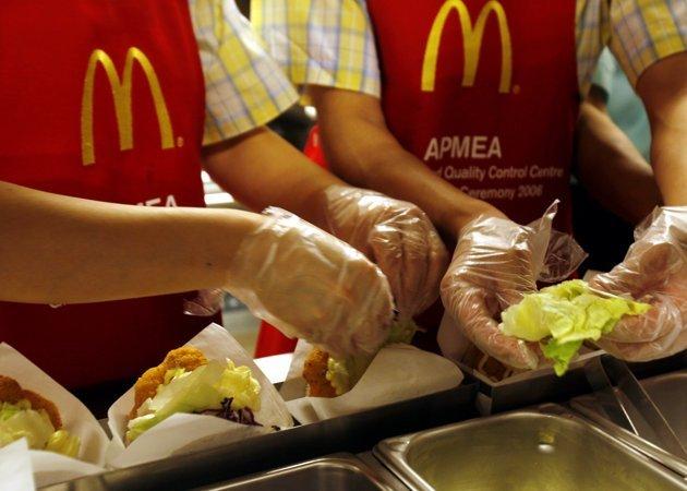 ¿Qué pasa con la comida que le sobra a McDonald's?