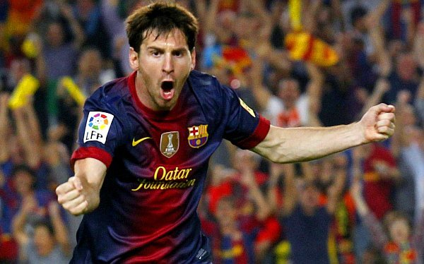 Lionel Messi supera el récord de Gerd Müller - Video de los 86 goles de Messi