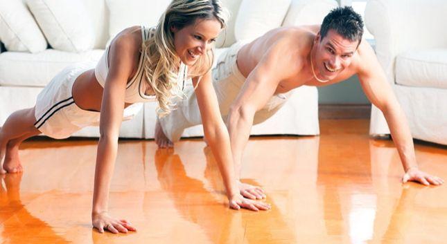 Ejercicios que te ayudan a tener mejor desempeño sexual