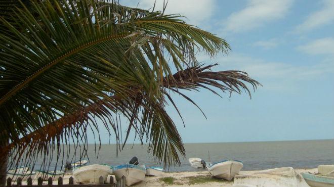 Playas paradisíacas escondidas en Yucatán