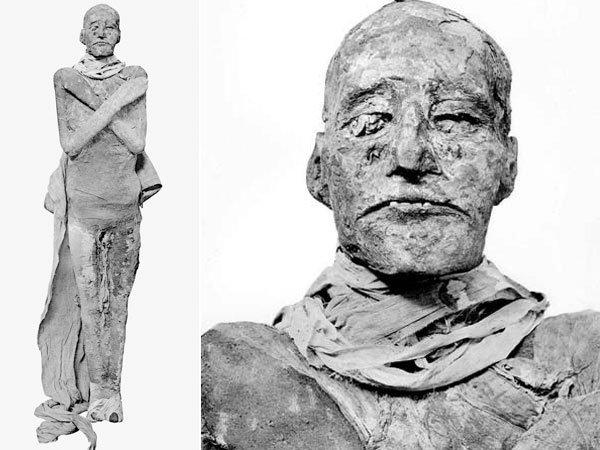 Cómo murió Ramsés III
