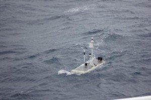 Robot nadador cruza desde Estados Unidos a Australia