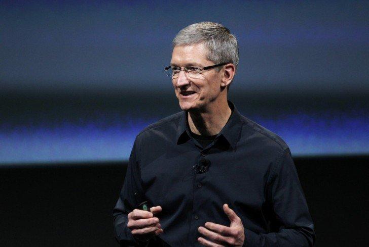 Así calcula Apple el sueldo de Tim Cook