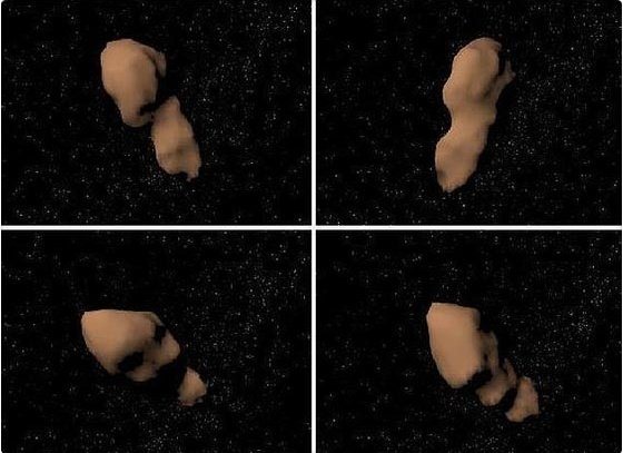 ¿Cuántos asteroides se acercan a la Tierra?
