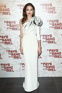 Imágenes del video prohibido de Angelina Jolie