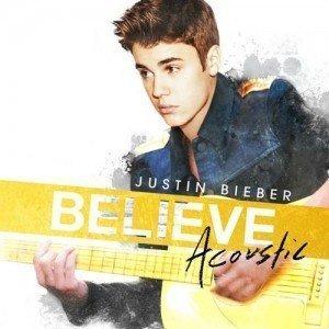 Nuevo disco de Justin Bieber 'Believe Acoustic'