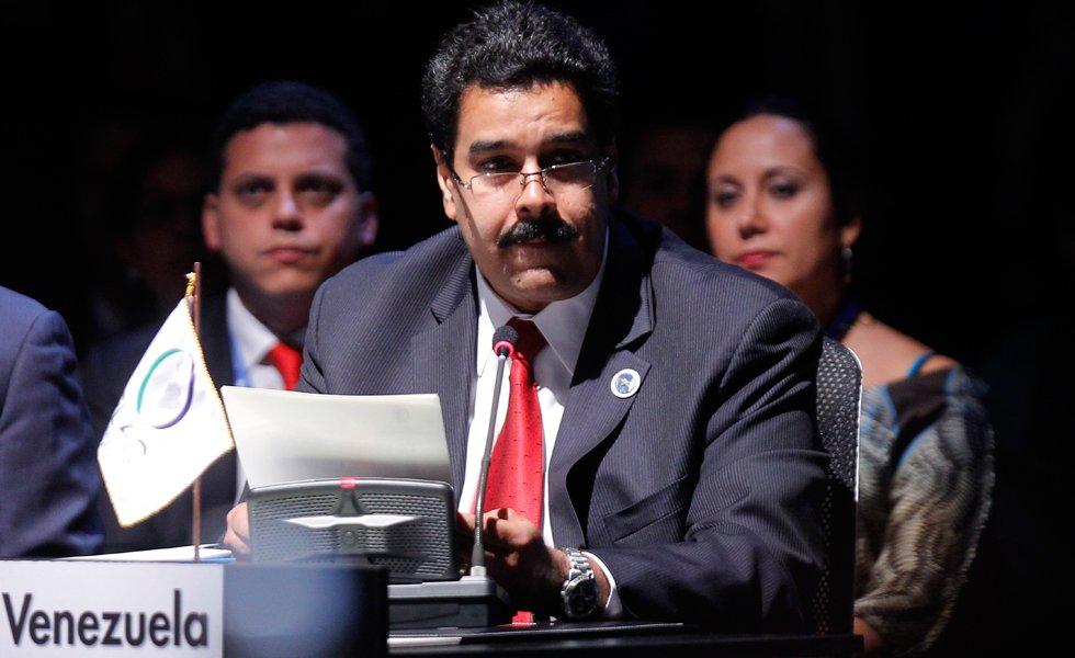 Carta de Hugo Chávez en la Cumbre de la Celac