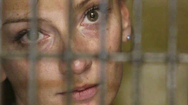 Florence Cassez se prepara para salir en libertad