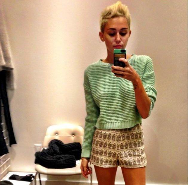 Foto: Miley Cyrus enciende nueva polémica