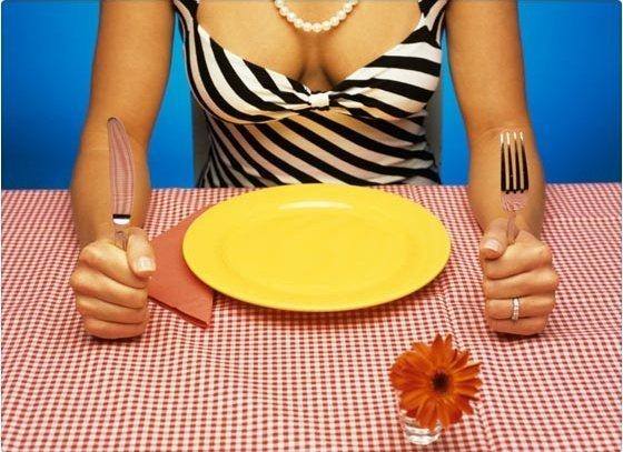 Los beneficios de pasar hambre