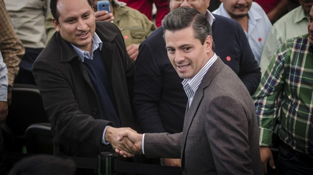 El IFE desechará las quejas contra Enrique Peña Nieto