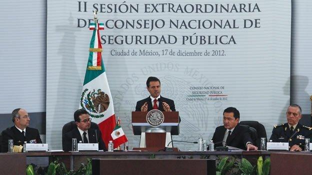 Conoce los proyectos políticos de Enrique Peña Nieto para el año que comienza