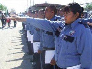 Ponen a dieta a 40% de policías por sobrepeso