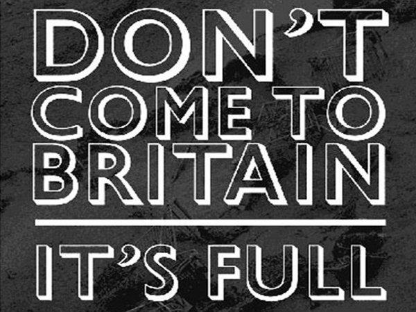 Insólito: Así Reino Unido espanta inmigrantes