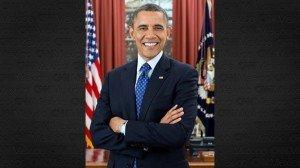 Foto: Retrato oficial del segundo mandato de Barack Obama