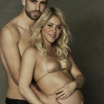 Fotos: Shakira y Gerard Piqué en 'Baby Shower virtual'