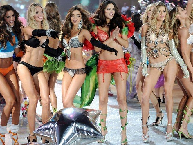 Lencería de Victoria's Secret basada en '50 sombras de Grey'