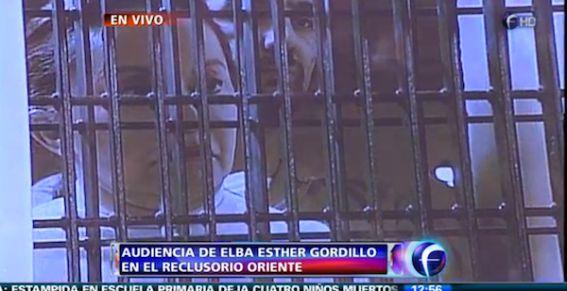 Primera foto de Elba Esther Gordillo en la cárcel